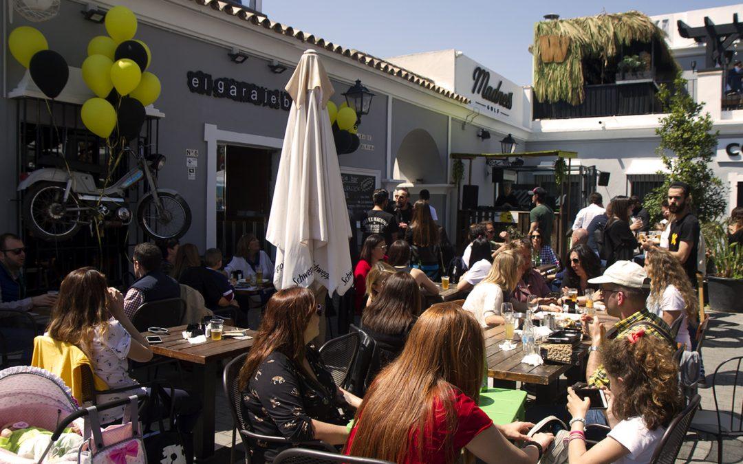 Inauguración Garaje Bar San Juan